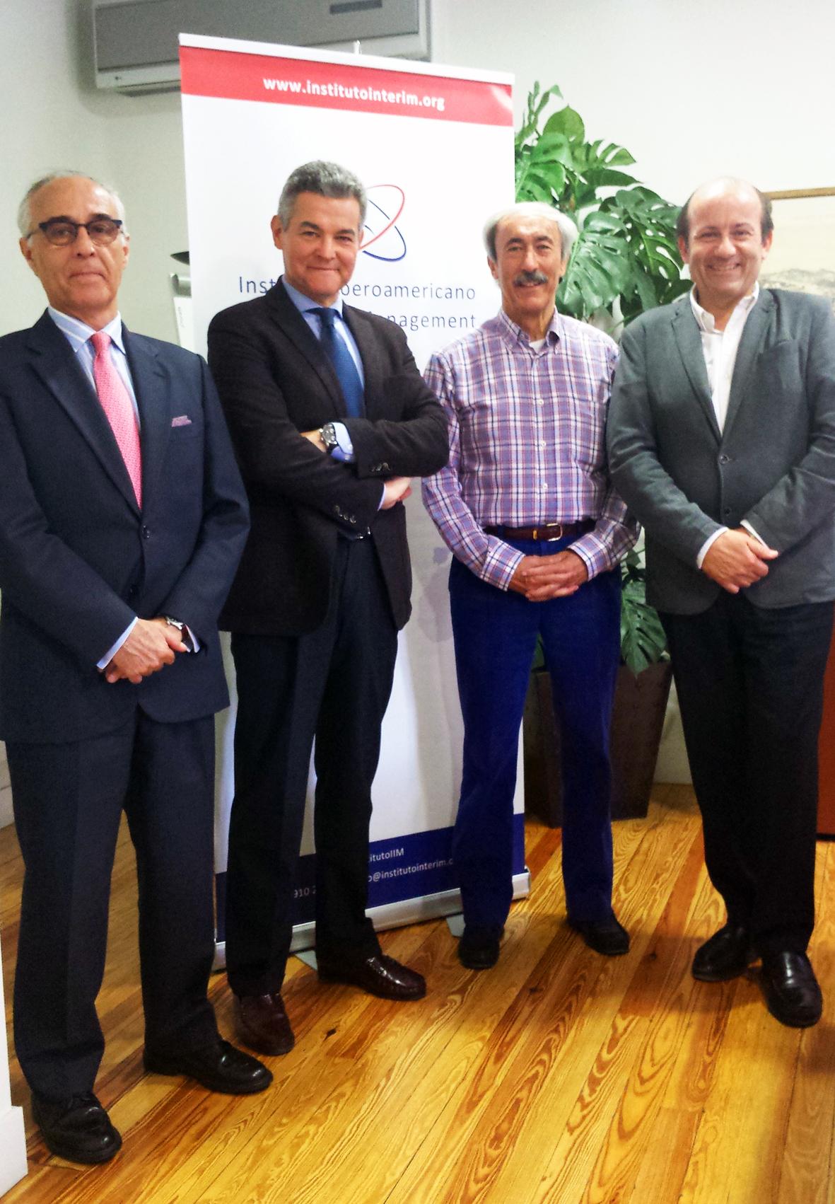 Acuerdo de colaboración: Instituto Iberoamericano de Interim Management & SLNE