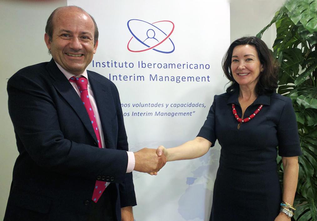 Acuerdo de colaboración Fundación Woman Forward e Instituto Iberoamericano de Interim Management