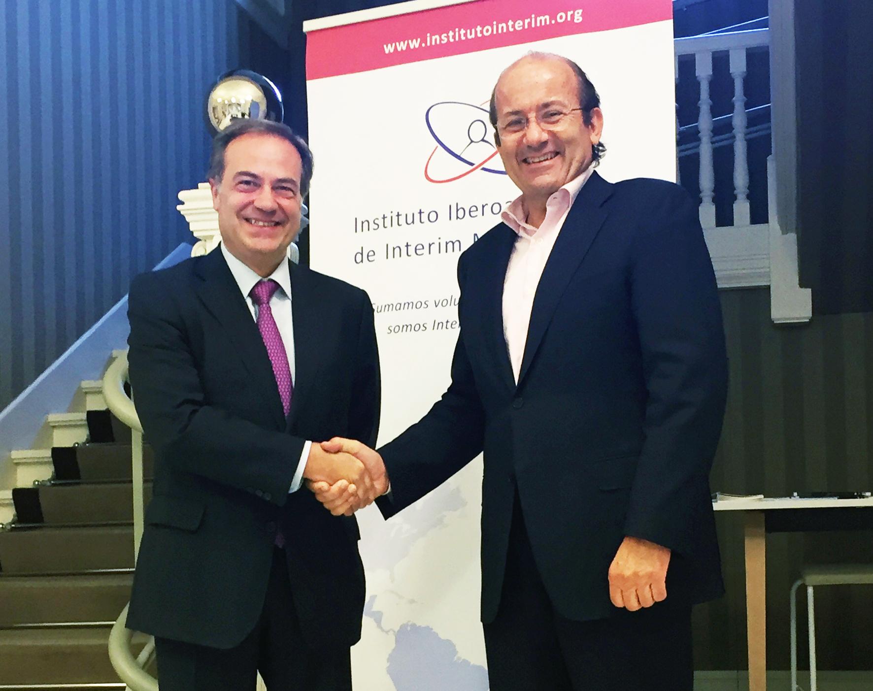 Sagardoy Abogados, nuevo socio del Instituto Iberoamericano de Interim Management