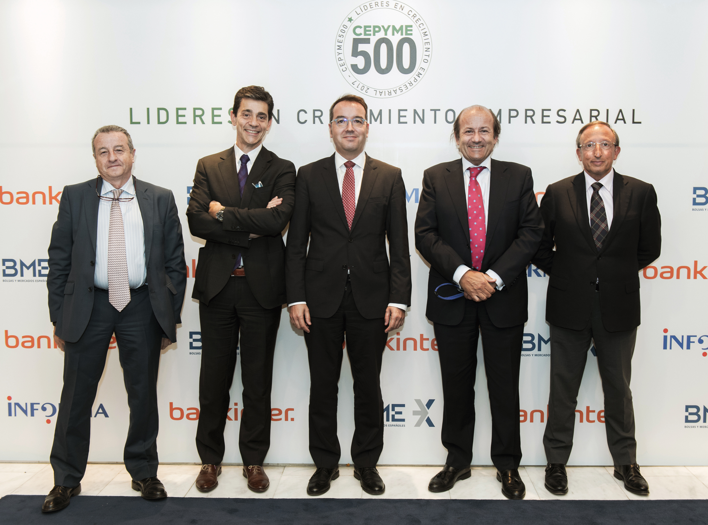 El Instituto Iberoamericano de Interim Management con CEPYME500