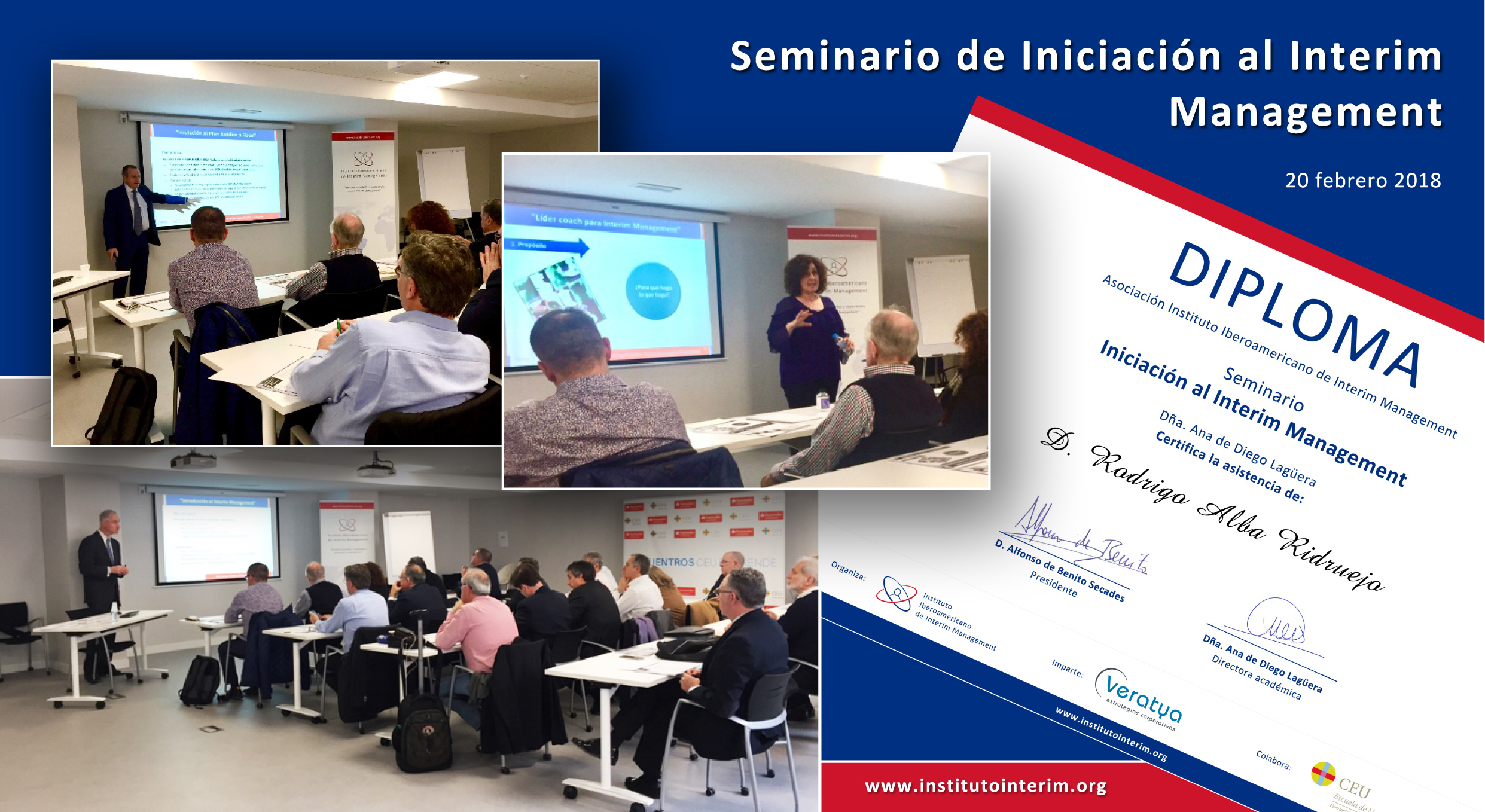 Seminario de Iniciación al Interim Management